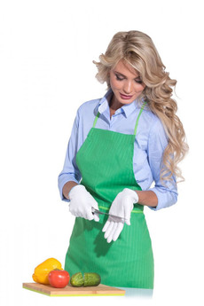 Перчатки для защиты от порезов «КОЛЬЧУГА» Bradex