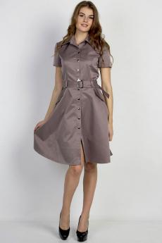 Платье на пуговицах Bast