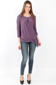 Фиолетовая блузка Bast